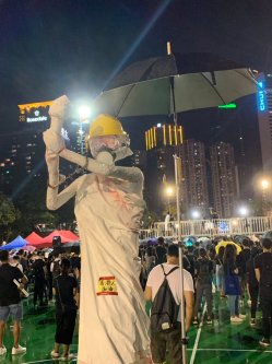 Hong Kong Goddess of Democracy